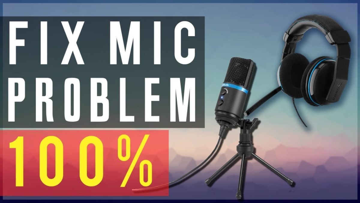 How To Fix Microphone Not Working in Windows 10 - PCSystemFix