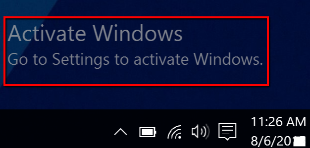 delete windows 10 activation key